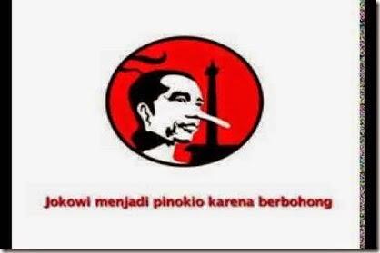 Hujatan untuk Jokowi dari Seniman Penghujat