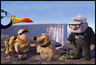 Up (Pete Docter y Bob Peterson, 2009)