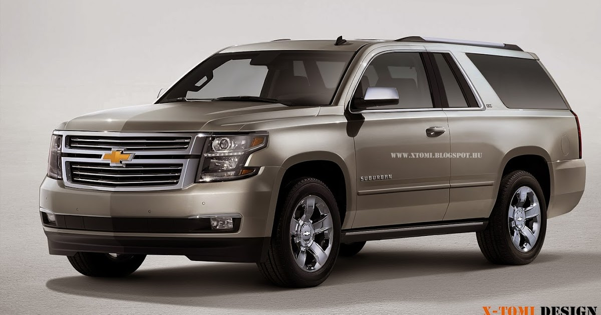 X-Tomi Design: Chevrolet Suburban 3door
