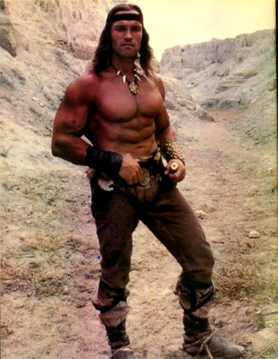 Conan The Destroyer Wilt Chamberlain ARNOLD PELICULAS: CONA...