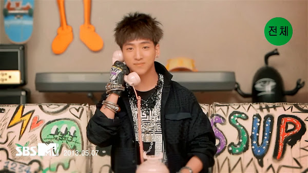 B1A4 Baro What's Going On