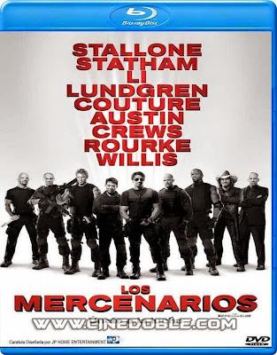 los mercenarios 2010 1080p latino Los Mercenarios (2010) 1080p Latino