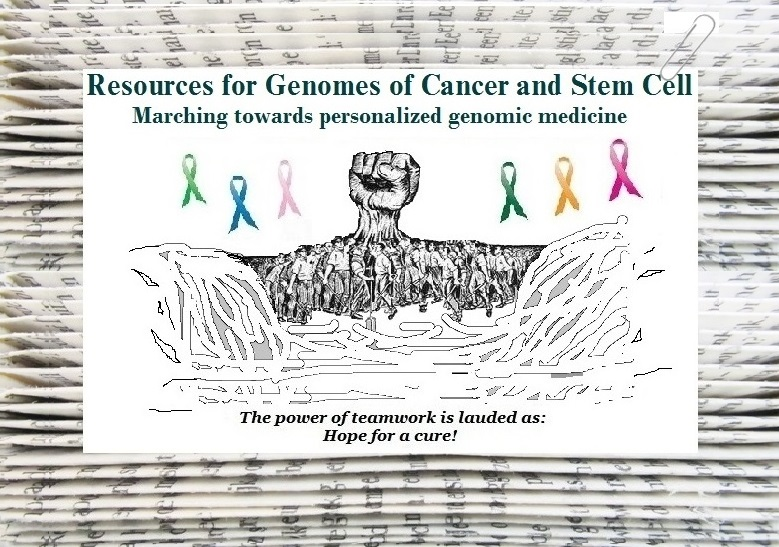 """Cancer Stem Cell Resources"""