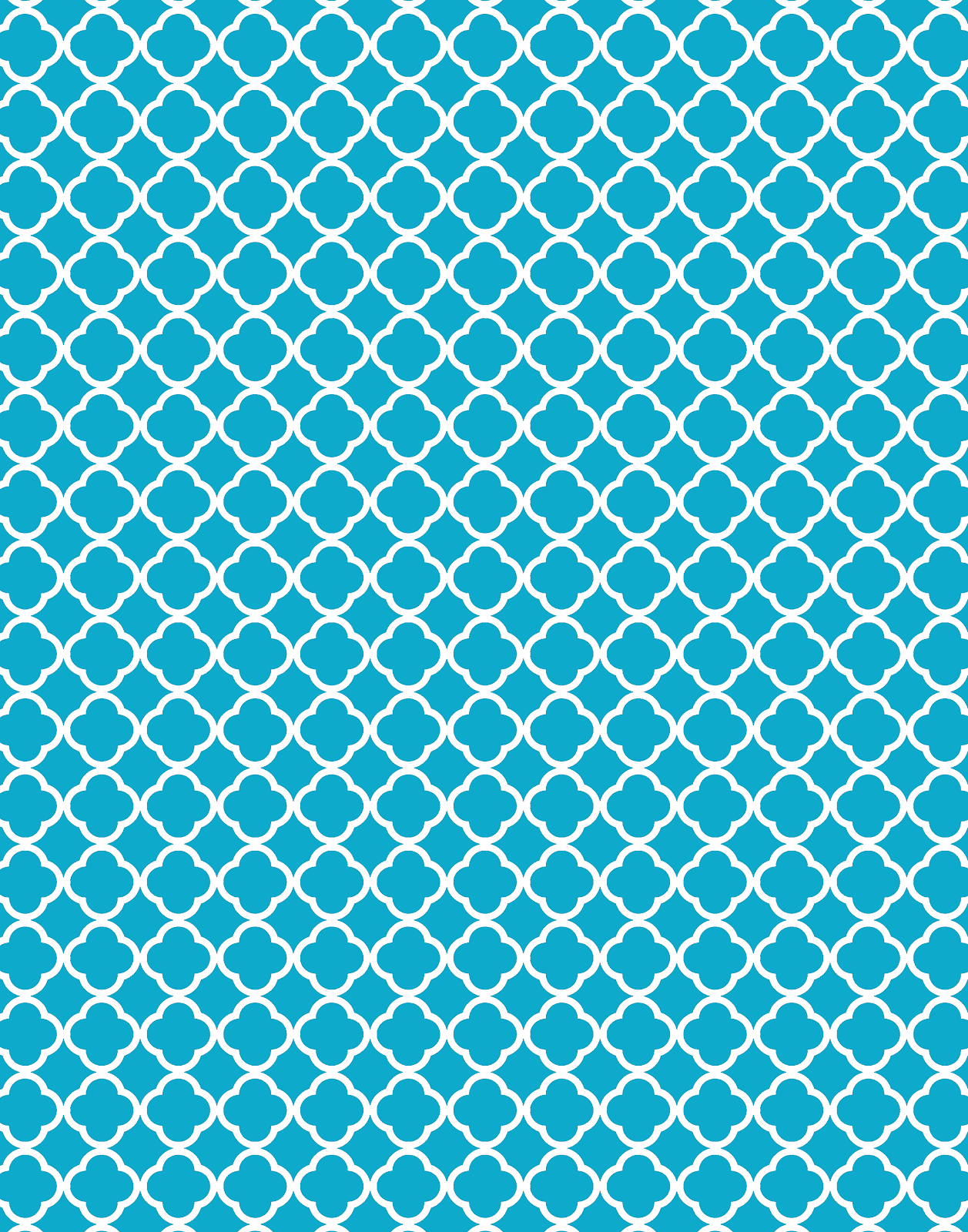 quatrefoil pattern background - photo #7
