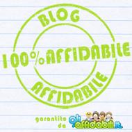 Onorate di aver ricevuto il PREMIO Blog Affidabile