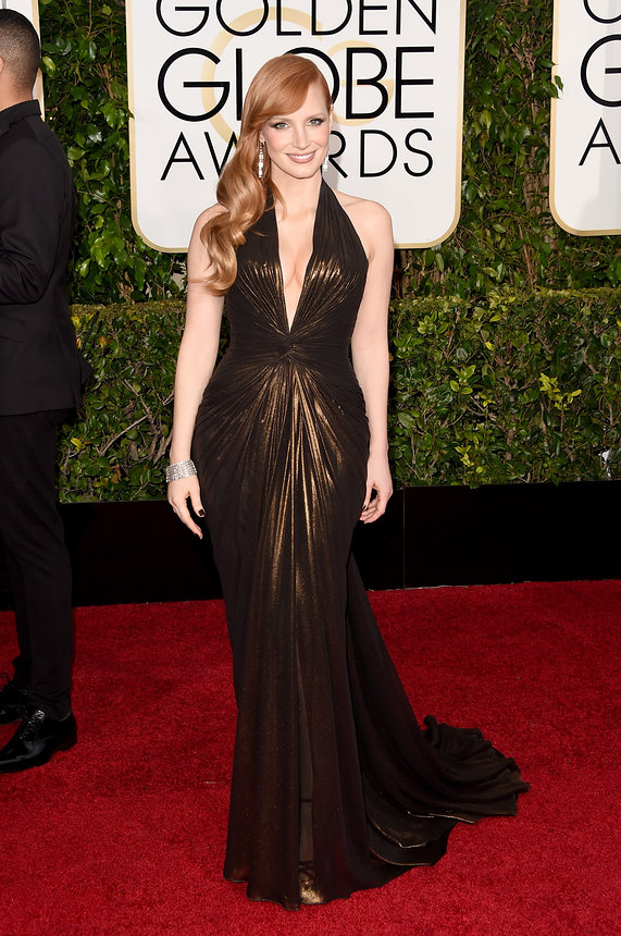WHO RULED THE GOLDEN GLOBES? BEST DRESSED 2015