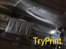 Gambar Cara Infus Printer Epson TX121