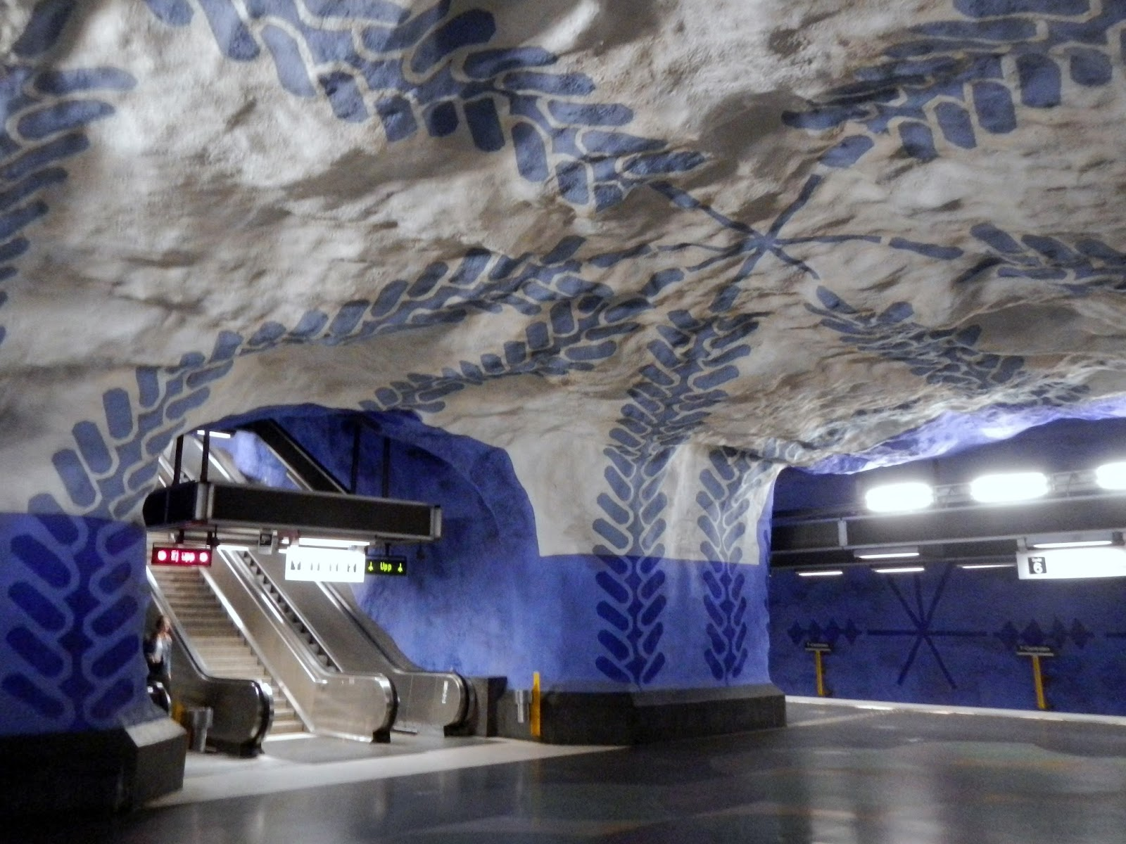 Tunnelbana station