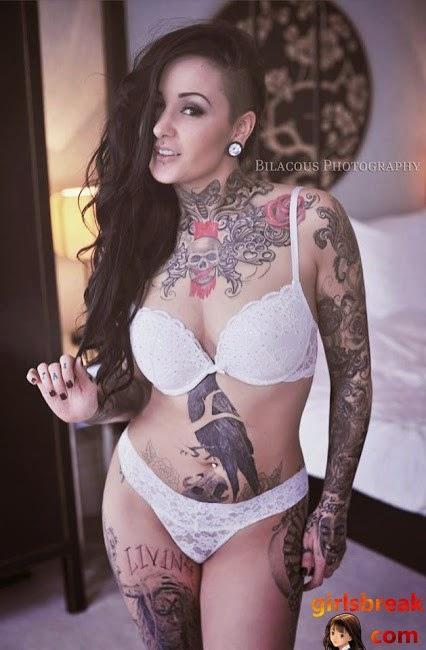 Hot Models in Bra Panties Pictures
