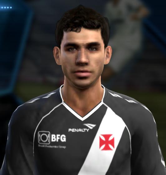 Pes Stats Habilidades Paulo Henrique: Pes Action EXTREME: Face + Hair Henrique(Vasco