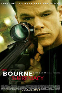 Quyền Lực Của Bourne - The Bourne Supremacy