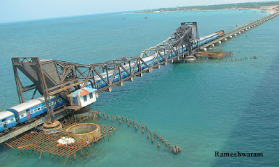 South India Tour Packages - Kanyakumari-Rameswaram-Madurai