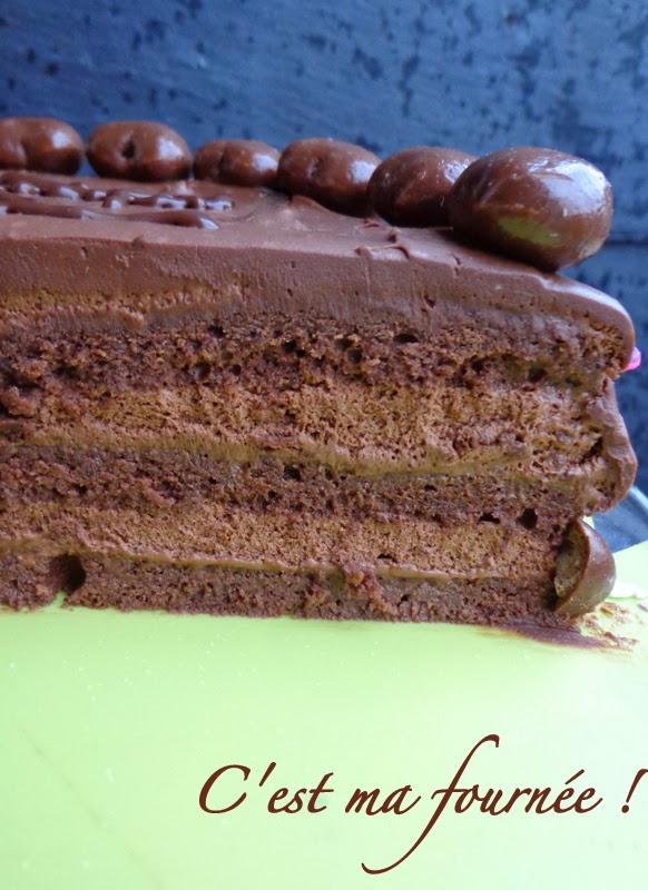 Gâteau d'anniversaire parfait !