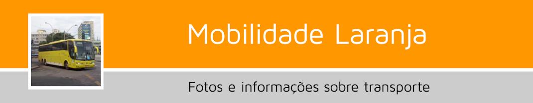 Mobilidade Laranja - Transportando informação