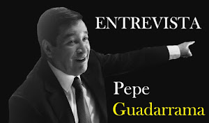 ENTREVISTA CON PEPE GUADARRAMA