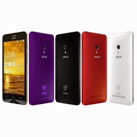 Review Smartphone : Asus Zenfone 5