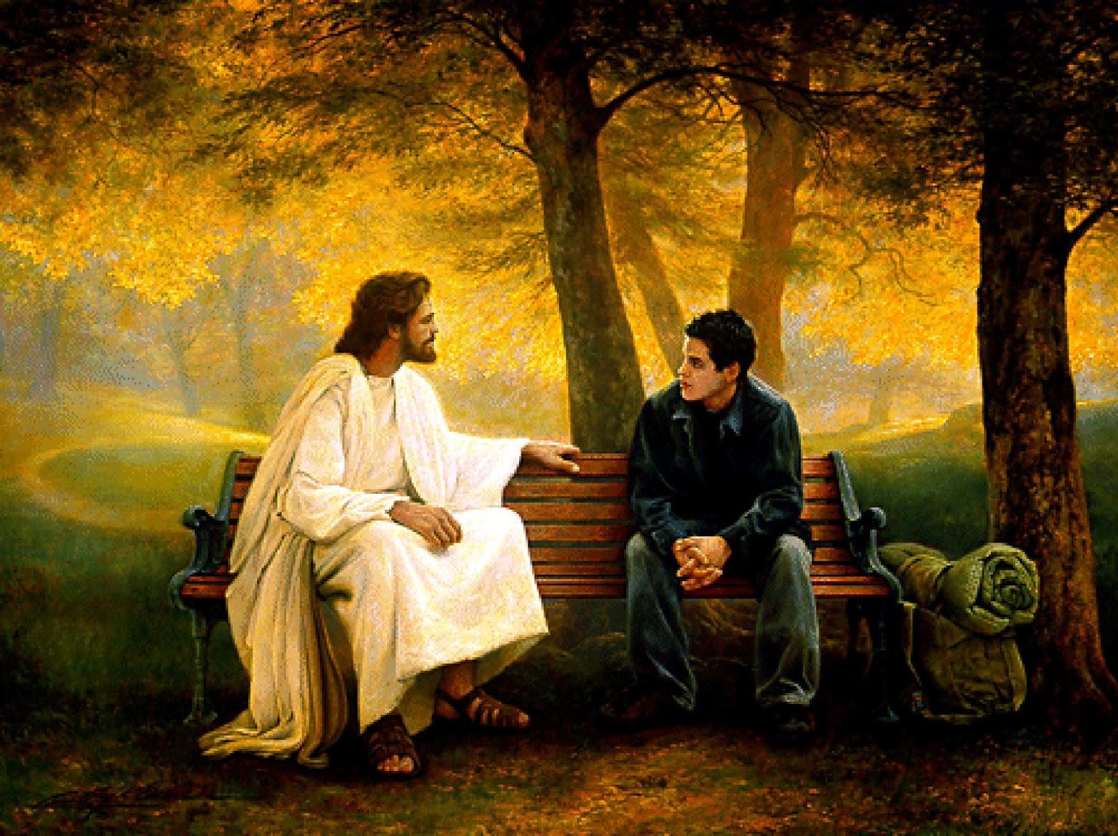 É possível falar com Deus