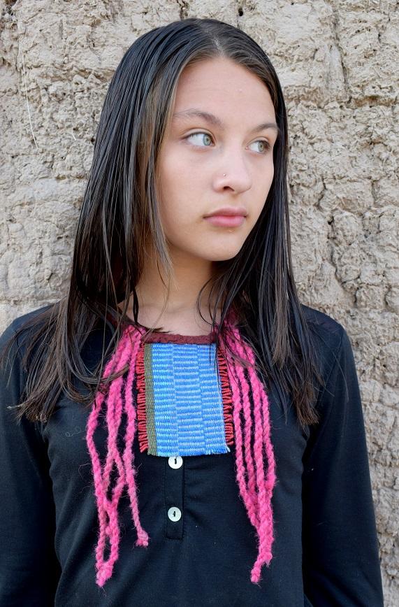 """Collar de Invierno Nº 5 """"Familia Avar Saracho"""" EN STOCK"""