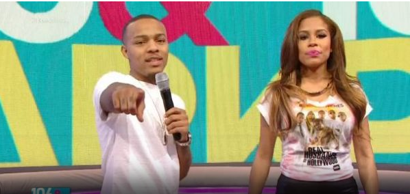 New Hosts of 106 And Park of 106 Park ft Host Bow
