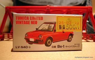 tomica limited vintage neo lv-n40