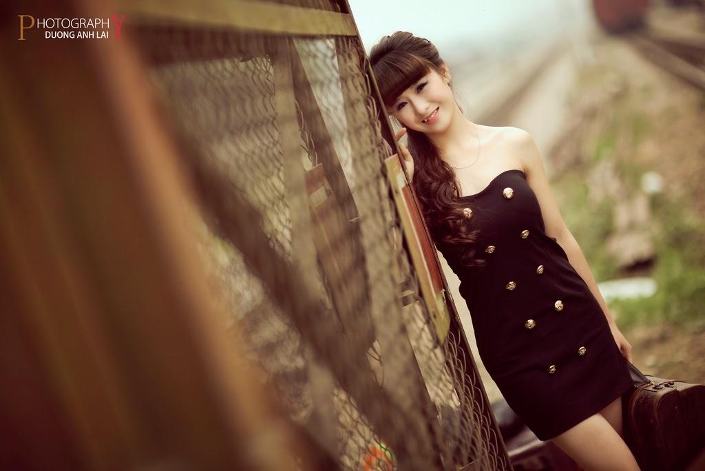 Ảnh đẹp girl xinh HD Việt Nam: Bóng hồng - Ảnh 09