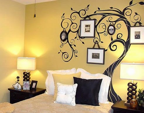 Unique Wall Designs With Paint Ideas Photos - Wall Art Design ...