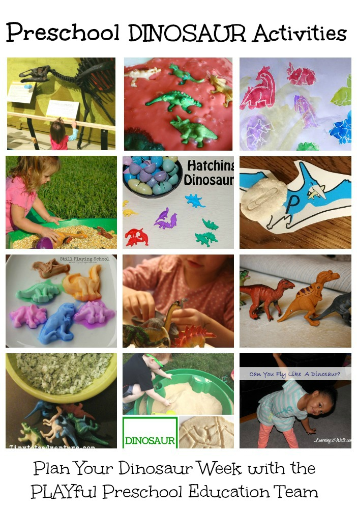 dinosaurs lesson plan for preschool the educators spin on it dinosaur activities for 333