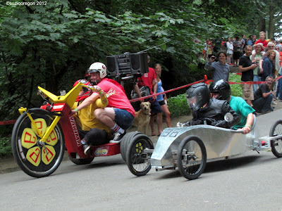 Portland Adult Soapbox Derby 2012