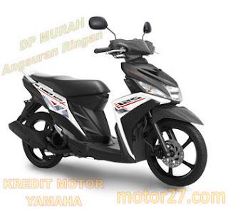 Yamaha Mio M3 125 PUTIH