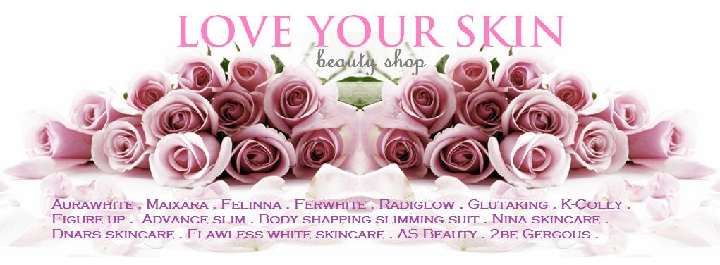 Love Your Skin Beauty Shop