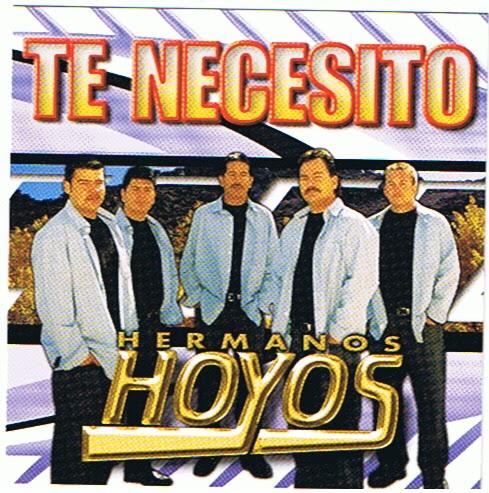 Hermanos Hoyos-Te Necesito-