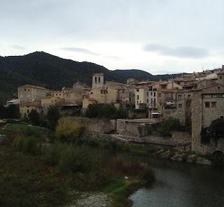 Besalú La Garrotxa Girona
