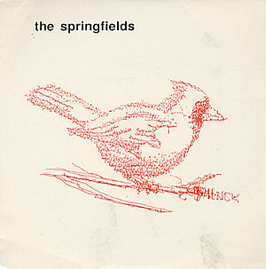 The Springfields Wonder Tomorrow Ends Today Sarah 40 mp3 indie twee powerpop primal scream