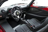Lotus Elise Sport 220 (2016) Interior