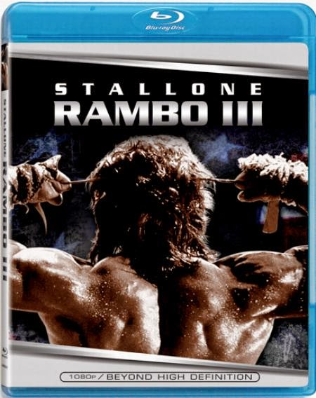 Rambo III 1988 Hindi Dubbed Dual BRRip 300MB