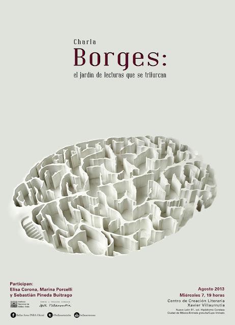Recuerdan a Borges a 114 años de su natalicio en el CCLXV