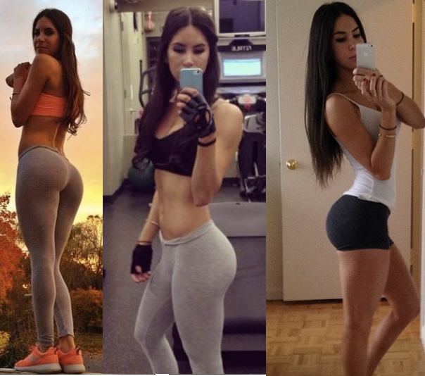 Woman In Hot Yoga Pants Attract Million Followers In Hours ...