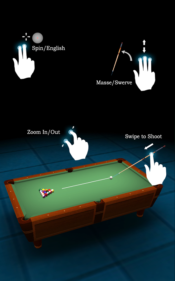 billard pool billiards pro