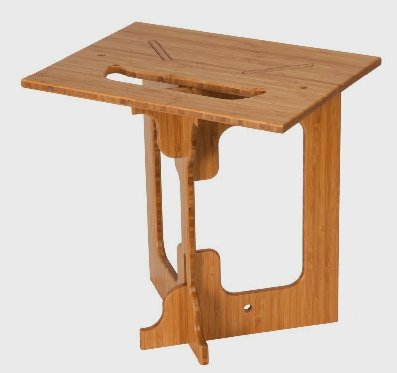 How to make any table a stand up desk - Table basse escamotable stand up ...