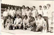 Seleccion Española Campeona de Europa 1980