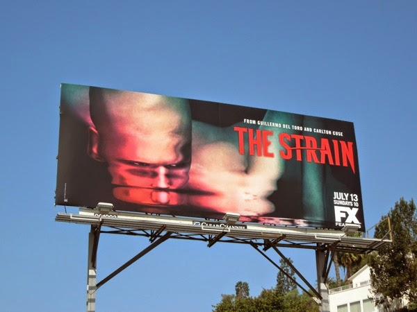 The Strain version 2 season 1 billboard