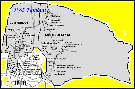 Ipoh tambun go to the below google map and you may find the main route around ipoh tambun look at places like the lost world of tambun sunway city gumiabroncs Choice Image