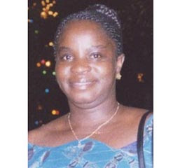 In Memory of  Sophia B. Addo