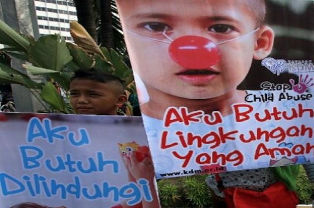 Perlu Ada Satgas Lingkungan untuk Melindungi Anak