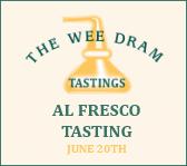Wee Dram Al Fresco Tasting