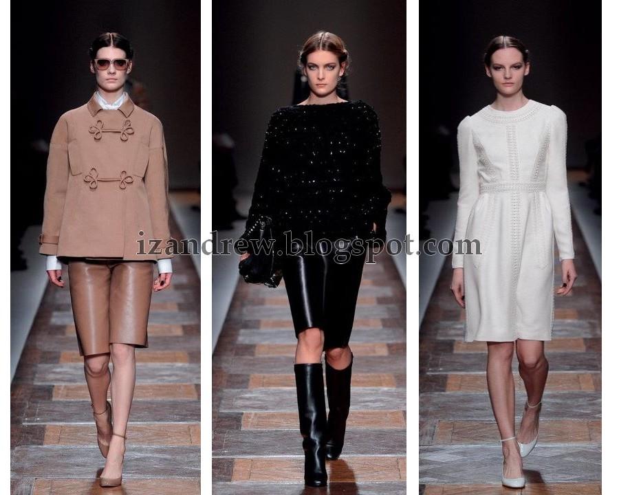 Pret-a-porter Fall-Winter 2012-2013 by Valentino