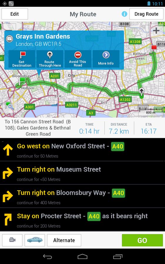 Скачать бесплатно приложение для android навигатор