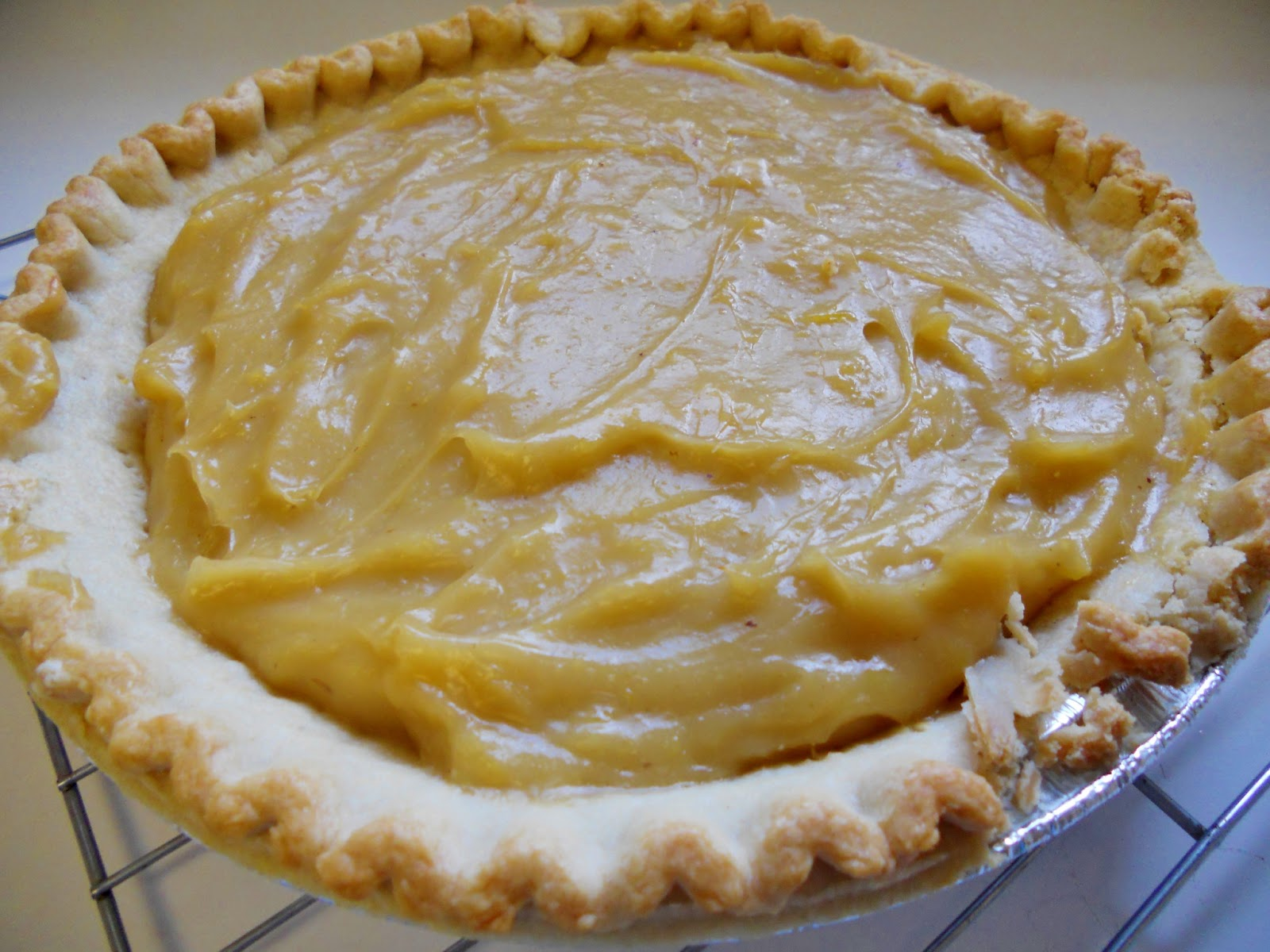... , Pies, & Preschool Pizzazz: Friday Pie-Day: Butterscotch Pie