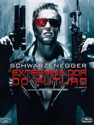 O Exterminador do Futuro - Remasterizado Filmes Torrent Download capa
