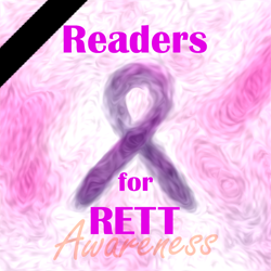 Readers for Rett's Awareness 2015